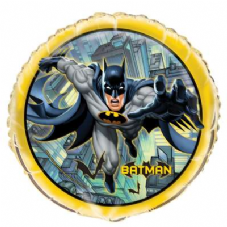 Batman Happy Birthday Foil Helium Balloon